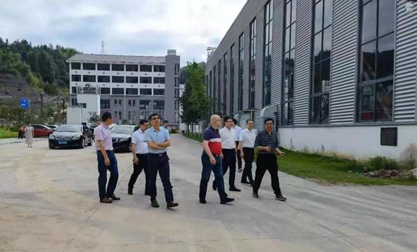 李百炼院士考察协会会员企业和景宁、青田生态创新项目