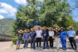 丽水市环境友好产业协会组织专家为各成员单位环保工作把脉问诊
